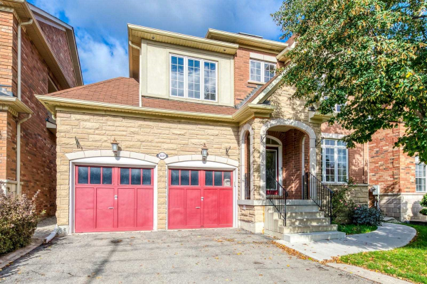 3537 Stonecutter Cres, Mississauga