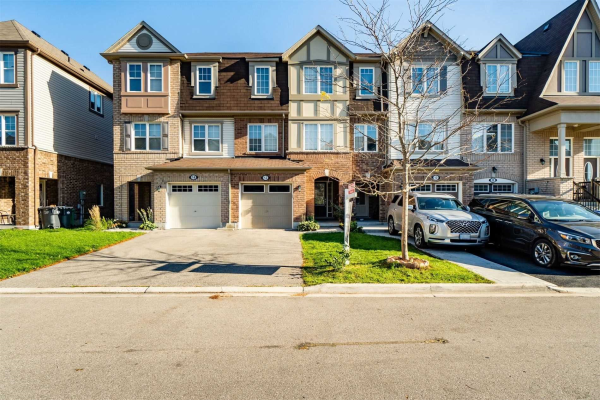 12 Colonel Frank Ching Cres, Brampton