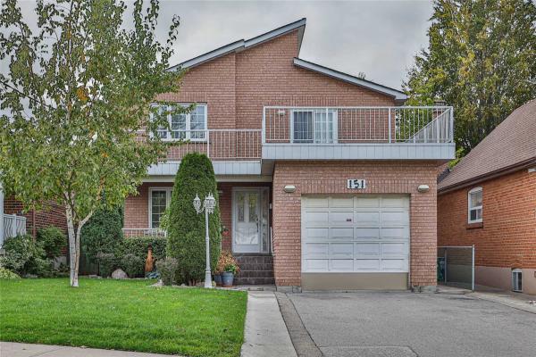 151 Strathnairn Ave, Toronto