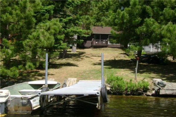 230 Wolf River, Parry Sound Remote Area