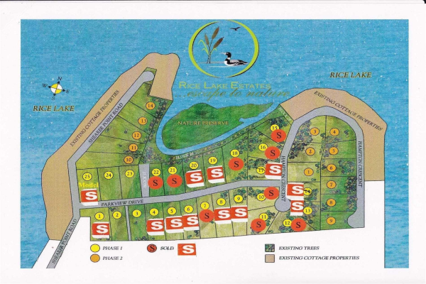 Lot 23 Parkview Dr, Alnwick/Haldimand