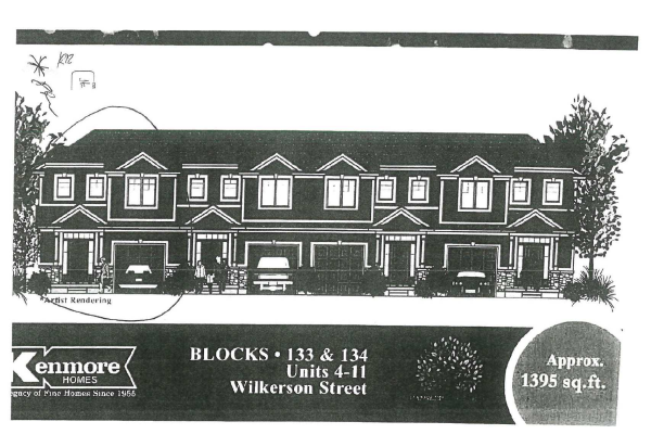 Lot 134 Wilkerson St, Thorold