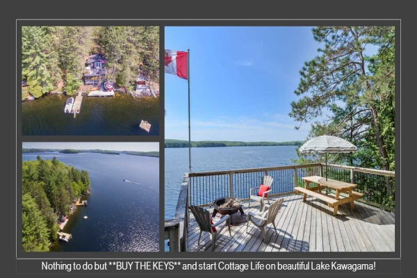 12083 Fishpole Pt, Algonquin Highlands