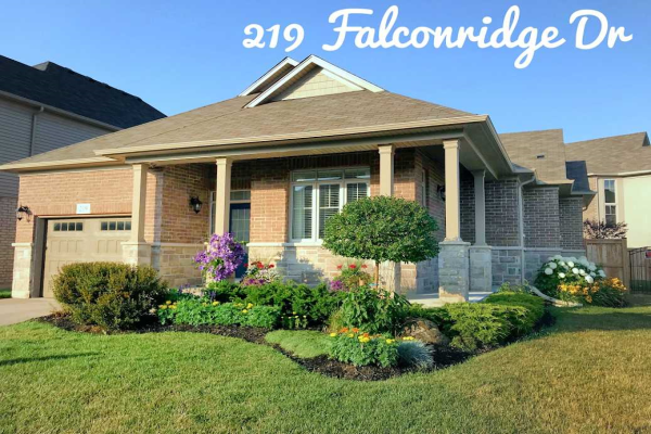 219 Falconridge Dr, Kitchener
