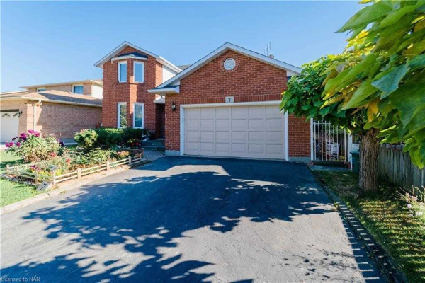 7 Fortura Cres, Thorold