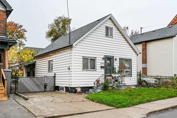 449 Mary St, Hamilton