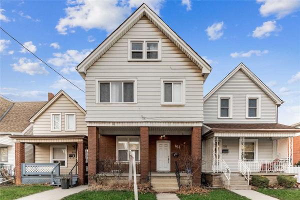 103 Sherman Ave N, Hamilton
