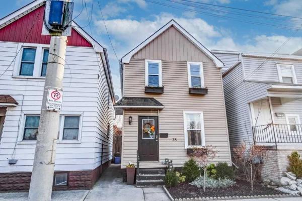 78 Burlington St E, Hamilton