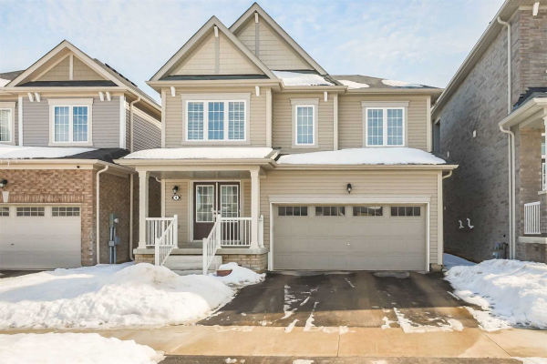 4 Froggy Dr, Thorold