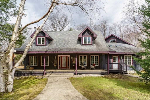 1086 Partridge Lane, Muskoka Lakes