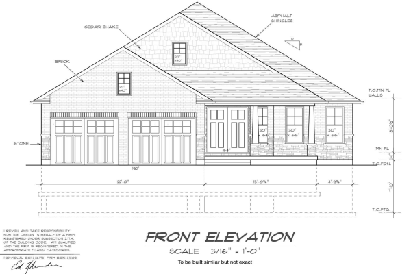 Lot 17 Cumberland St, Brantford
