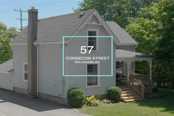 57 Consecon St, Prince Edward County