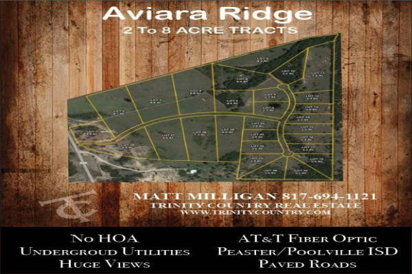 Lot 25 Aviara Ridge, Peaster
