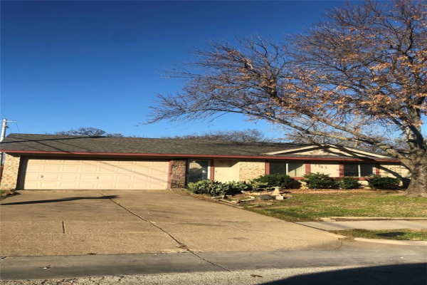 1741 Palisades Drive, Lewisville