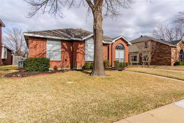 1633 Toddville Drive, Plano