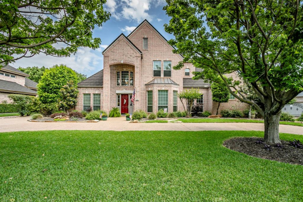Undisclosed Address, Colleyville