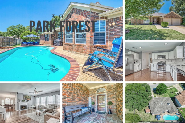 300 Park Forest Court, Hurst