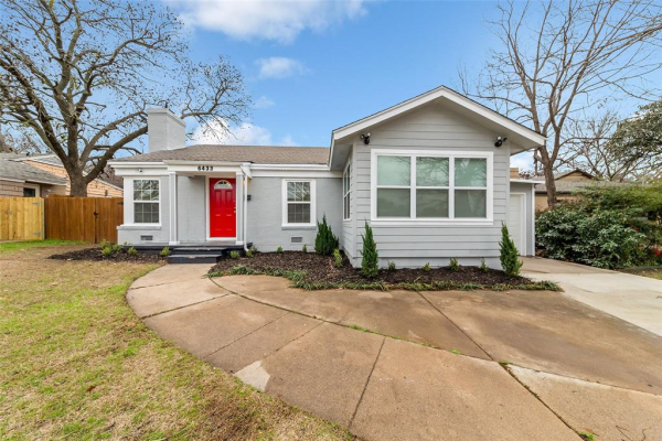6433 Calmont Avenue, Fort Worth