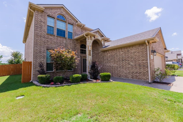 1326 Hill View Trail, Wylie