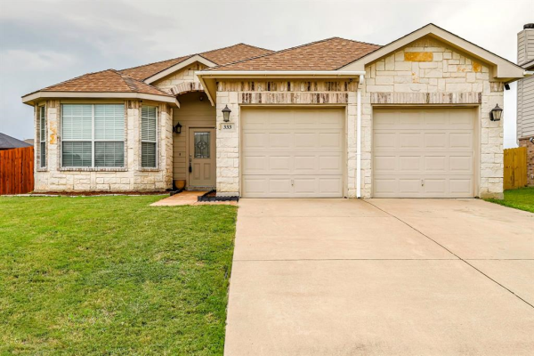 333 Saddlebrook Drive, Krum