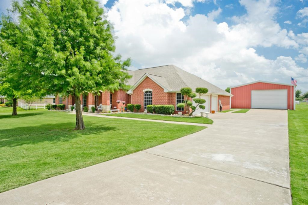 1916 Highland Springs Drive, Haslet