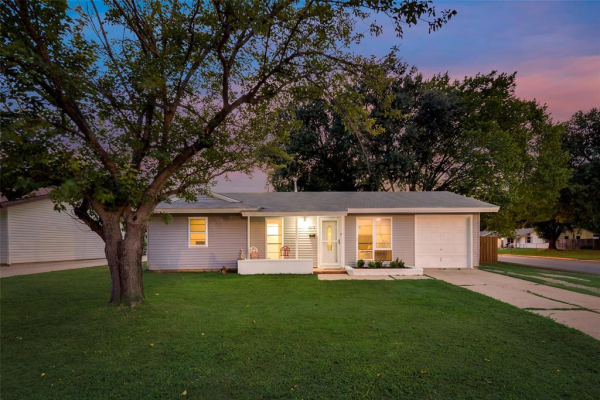 613 Milam Drive, Euless