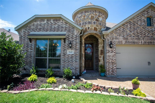 3145 Marble Falls Drive, Forney
