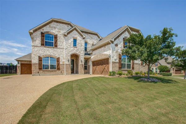 9910 Clubhouse Circle, Rowlett