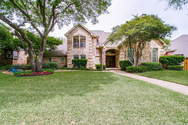 5833 Gallant Fox Lane, Plano