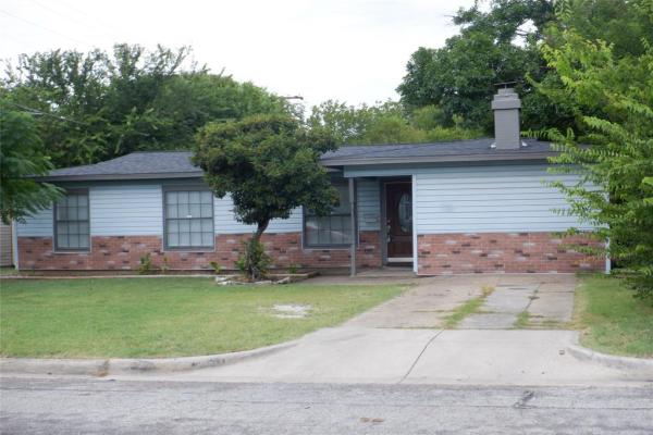 3813 Lebow Street, Fort Worth