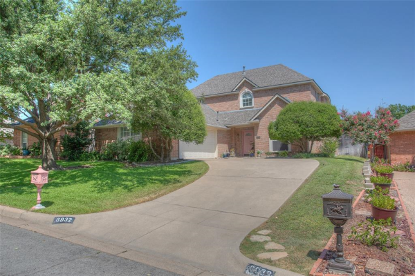 6932 Allen Place Drive, Fort Worth