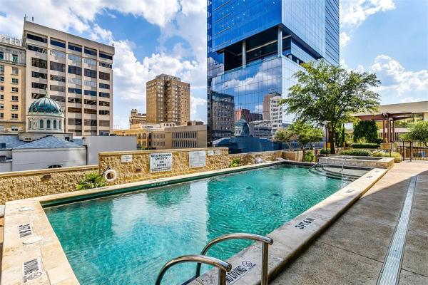 500 Throckmorton, Fort Worth