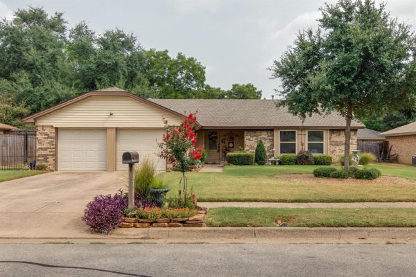 2508 Westpark Way Circle, Euless