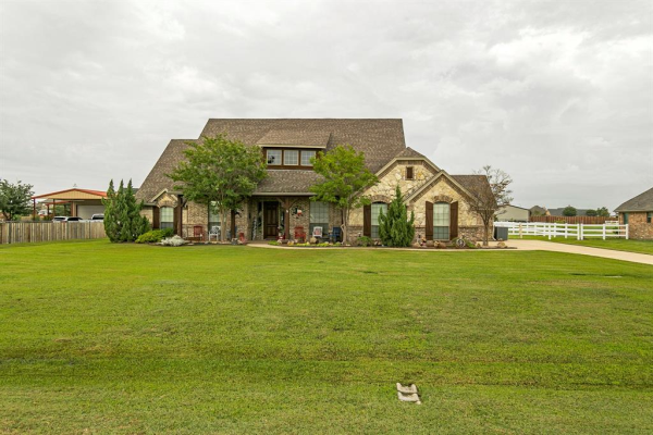 709 Lonesome Star Trail, Haslet
