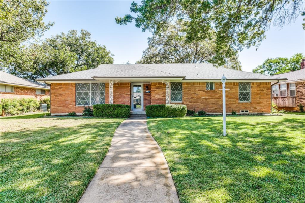 3808 Pomeroy Drive, Dallas