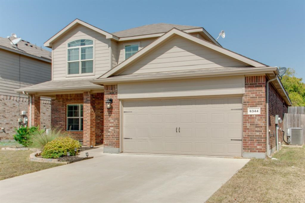 6344 Leaping Fawn Drive, Fort Worth