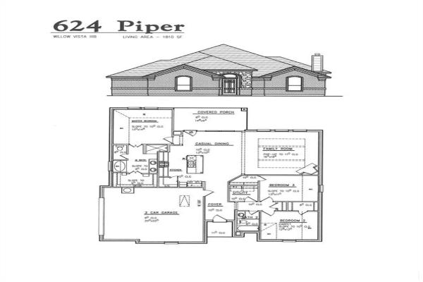 624 Piper Drive, Saginaw