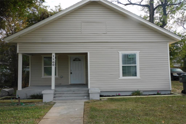 1500 Morphy Street, Fort Worth