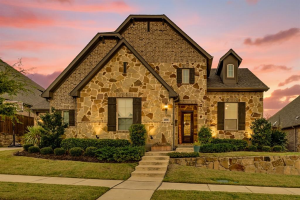 4008 Lombardy Court, Colleyville