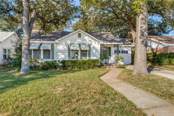 1713 Sylvania Avenue, Fort Worth