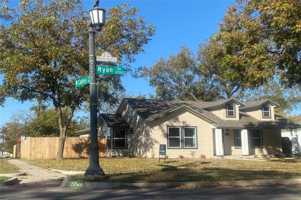 2748 Ryan Avenue, Fort Worth