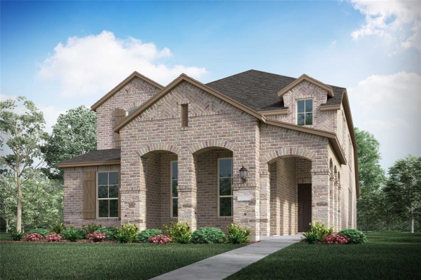 12364 Iveson Drive, Haslet