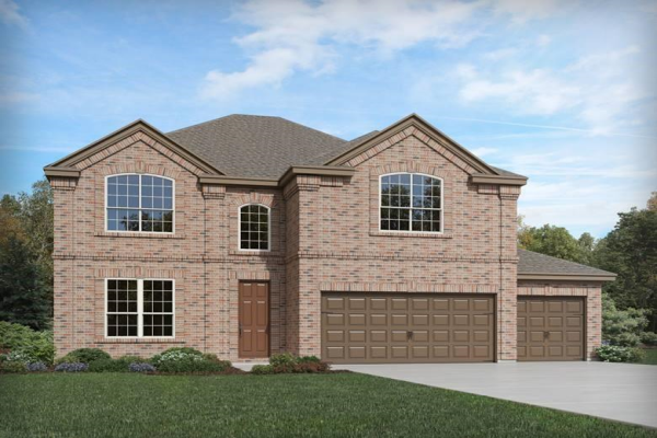1616 Berry Ridge Trail, Aubrey