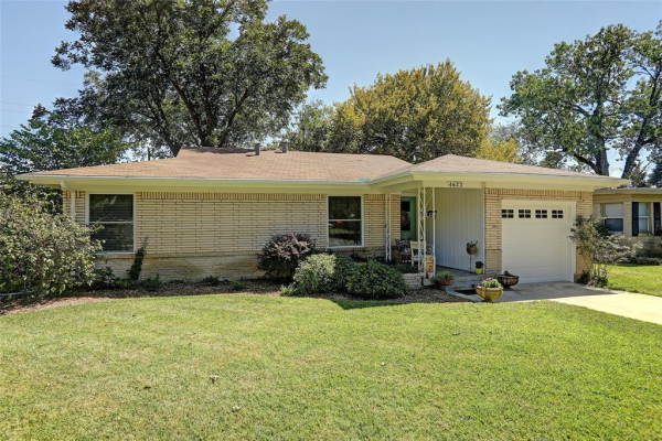 4633 Selkirk Drive, Fort Worth