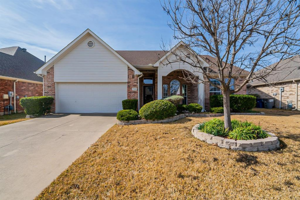709 Valley Mills Drive, Wylie