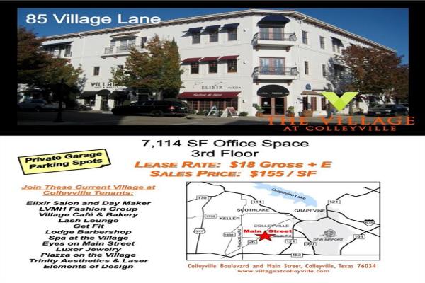 85 Village Lane, Colleyville