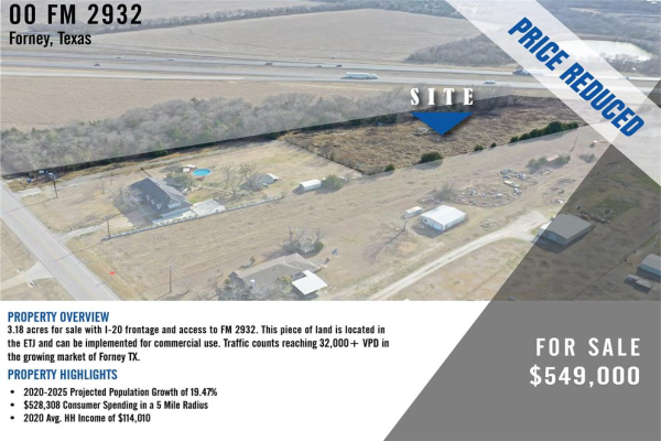 00 Fm Road 2932, Forney