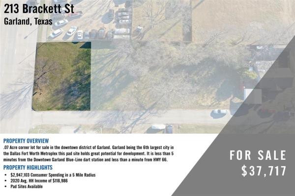 213 Brackett Street, Garland
