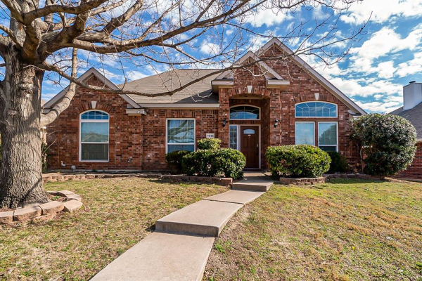 7848 Lancelot Road, Frisco