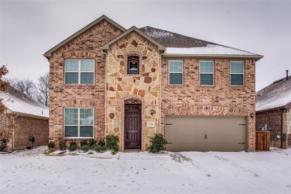 1724 Ridge Creek Lane, Aubrey